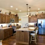 Shaws kitchen #2
