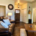 Shaws living room